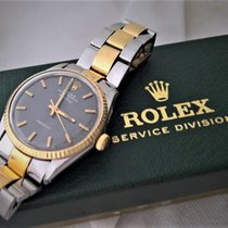 Rolex rare vintage automatic Gold / Steel  ,  serviced