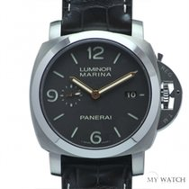 パネライ (Panerai) Panerai Luminor Marina 1950 Titanium 44mm...