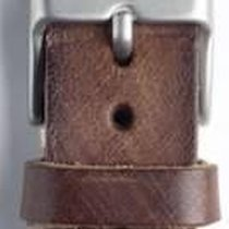 Vintage Uhrenarmband dunkelbraun 20/16 1706.1.20.11.2