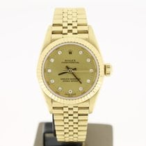 ロレックス (Rolex) Oyster Perpertual 18K Yellow Gold (BOX2002) 26mm...