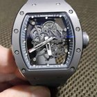 Richard Mille [NEW][LTD 50] RM 055 Bubba Watson All Grey...