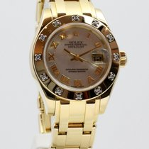 Rolex Pearlmaster Diamants