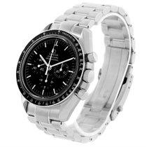 Omega Speedmaster Professional Moon Sapphire Caseback Watch...
