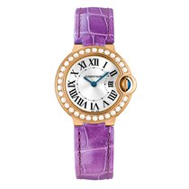 Cartier Ballon Bleu Automatic Ladies Watch Ref WJBB0018