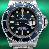 Ρολεξ (Rolex) Submariner 1680 Red Mark V 1972 Stainless Steel