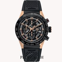 TAG Heuer Carrera Calibre Heuer 01 Automatic Chronograph 45mm