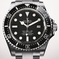Rolex Sea-Dweller Ceramic 116600