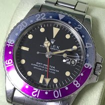 Rolex GMT Master 1675 Fucsia Double Punched