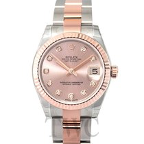 Rolex Datejust Lady 31 Pink Steel/18k rose gold Dia 31mm - 178271