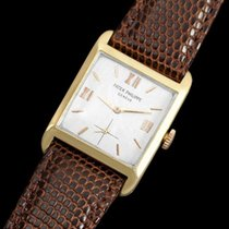 Patek Philippe c. 1929 Vintage Mens Midsize Watch - 18K Gold
