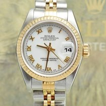 Rolex Lady-Datejust 69173 Stahl/Gold  1997 REVISION 2017