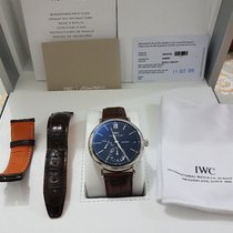 IWC Portofino Hand-Wound Perfect Condition With One Extra Free...