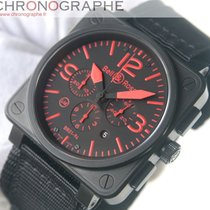 Bell & Ross BR01- 94 RED Chrono automatic 2014