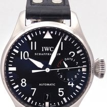 IWC Big Pilot Stainless Steel 7 Day Automatic Anti-magnetic...