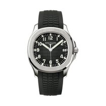 Patek Philippe Aquanaut Stainless Steel 40mm Full Set