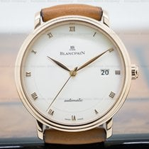 Blancpain 6223-3642 Ultra Slim Automaitc 18K Rose Gold 38MM...