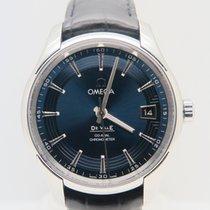 Omega De Ville Hour Vision Blue Dial