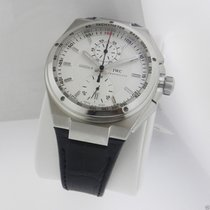 IWC Big Ingenieur Chronograph IW378405 Stainless Steel 3784 NEW