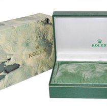 Rolex Box mit Umkarton für  Damen Modelle