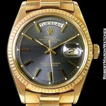 勞力士 (Rolex) Vintage Unpolished Day Date President 1803 18k...