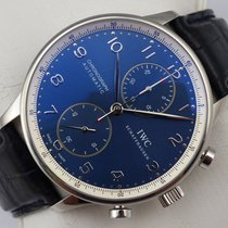 IWC Portugieser Chronograph - Laureus Limited Edition - IW371432