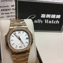 Patek Philippe Cally - PP 7010/1R-011 Rose Gold Lady Silver...