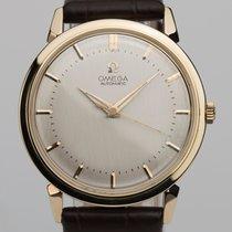 Omega Gents 14K solid gold dress watch Trésor