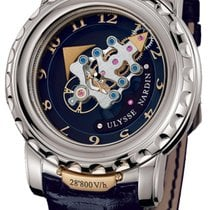 Ulysse Nardin Freak 28'800 White Gold