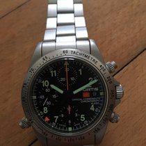 Fortis Official Cosmonauts Chronograph Automatic Alarm