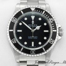 Rolex Submariner 14060 Edelstahl Automatik 1999
