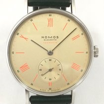 "Nomos Ludwig Neomatik Champagner ""1st Edition"""