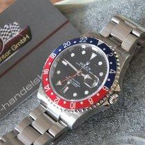 "Rolex 16710BLRO GMT "" CAL.3186"" Pepsi ""Rectangular ""NEU LC 100 DE"