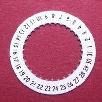 ETA Datumsscheibe, Kaliber 956.612, schwarze Schrift auf...