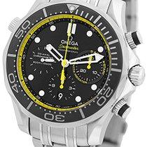 "Omega ""Co Axial Seamaster 300m Chronograph""."
