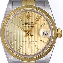 Rolex Datejust Midsize 2-Tone Watch 68273