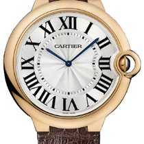 Cartier Ballon Blue Extra Thin XL 18K Solid Rose Gold