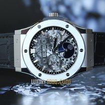 Hublot Classic Fusion Aerofusion Moonphase Sapphire Dial Tat