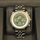 Breitling Bentley GMT British Racing green
