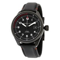 Hamilton Men's H76695733 Khaki Takeoff Air Zermatt Auto Watch
