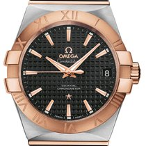 Omega Constellation Co-Axial Automatic 38mm 123.20.38.21.01.001