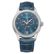 Patek Philippe Complications 4947G-001 White Gold Watch