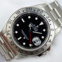 Rolex Explorer II - 16570 - W-Series - aus 1995 - neue Revision