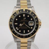 Rolex GMT-Master II Steel&Gold
