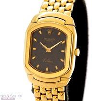 ロレックス (Rolex) Cellini Lady Ref-6613 18k Yellow Gold Box Bj-1992