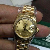 勞力士 (Rolex) Rolex  Lady Datejust 179178 Champagne Arab Dial
