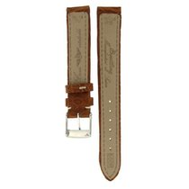 Breitling Brown Crocodile Leather Strap 500p 15mm/14mm
