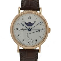 Breguet Classique Power Reserve Moonphase Rose Gold 7787br