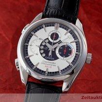 Omega Seamaster Aqua Terra Nzl-32 Chronograph Automatik...