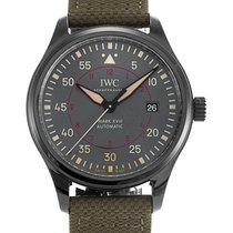 IWC Pilot's Mark XVIII Top Gun Miramar Ceramic Case...