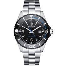 Davosa Swiss Nautic Star 16347245 Diver Men Wrist Watch...